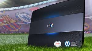 BT Superfast Fibre - 50Mb Speed - 18 months contract + Free 20GB All rounder Sim £29.99pm Internet & £15pm Mobile + £9.99 delivery (+ BT reward cad + cashback : See op)