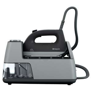 Hotpoint SG E12 AA0 UK Steam Generator Iron - Black was £189.99 now £64.99 Delivered / C+C @ Hughes