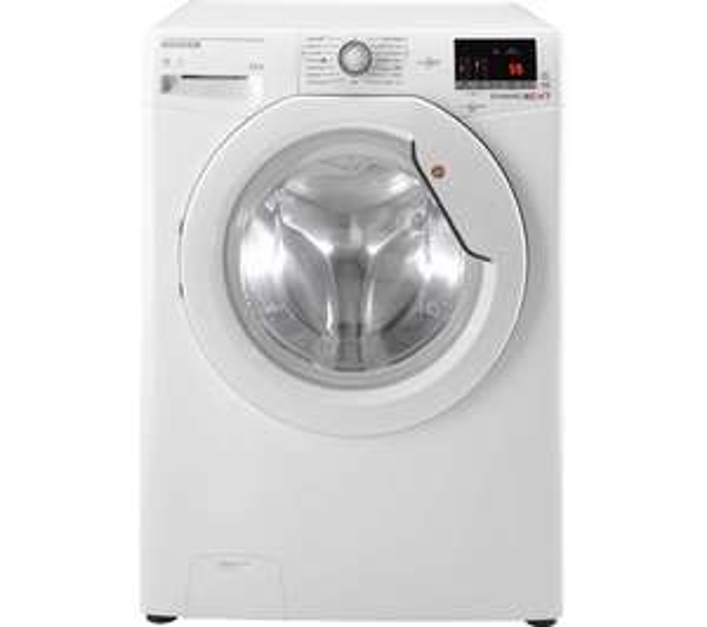 HOOVER Dynamic WDXOC 496A Smart 9kg/6kg Washer Dryer - White £341.99 w/code @ Currys