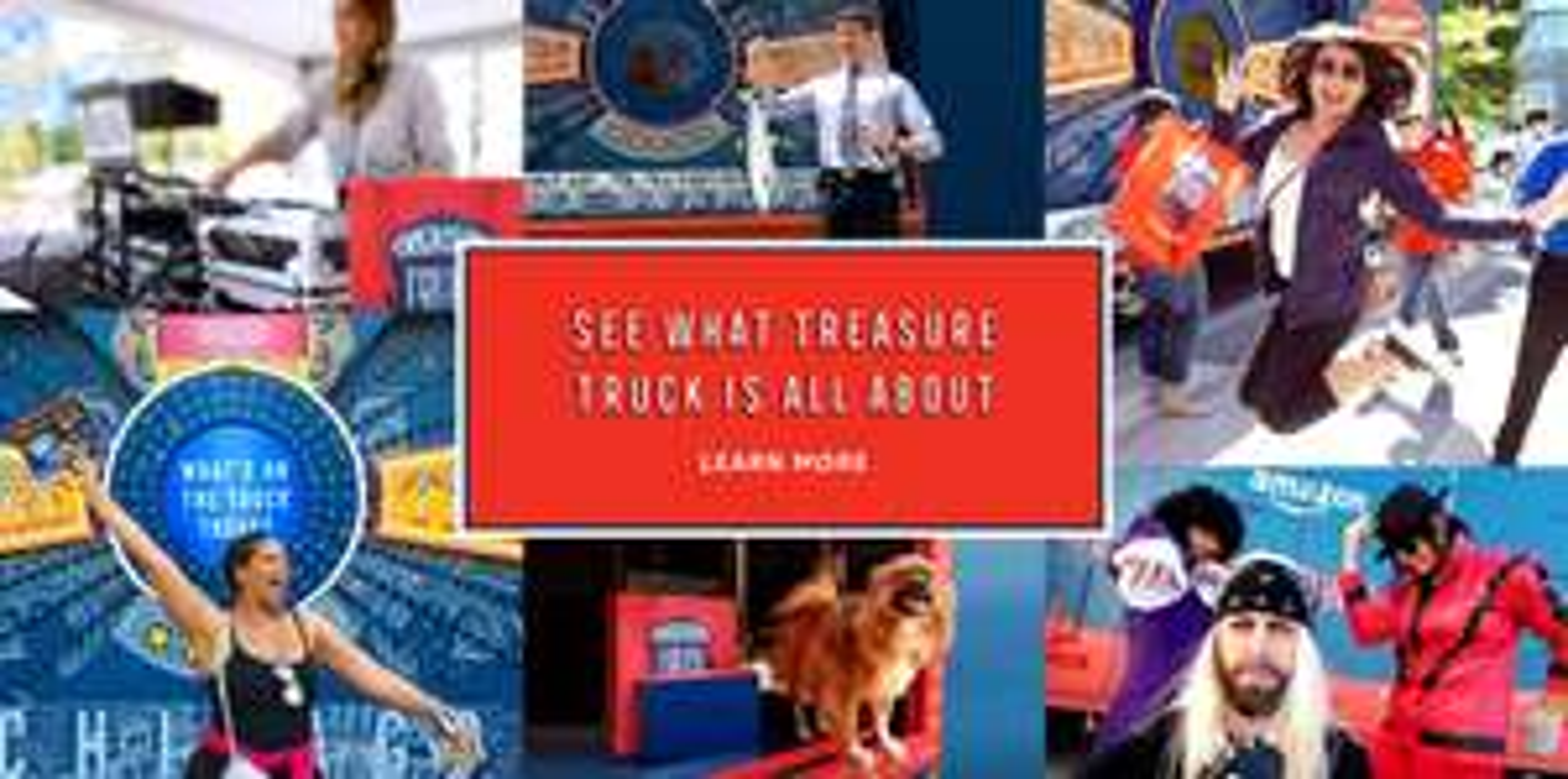amazon treasure truck (aka the tat truck) Beef Steak and Bone Marrow Gourmet Burger Box for 4 (50% off) and Free Dessert Voucher from TGI Fridays - £9.99