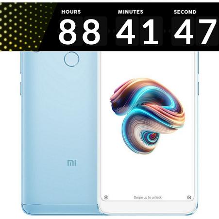 Xiaomi Redmi Note 5 4GB/64GB Dual Sim SIM FREE/ UNLOCKED - Blue £151.31 @ Toby Deals