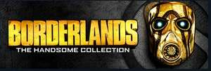 Borderlands the Handsome Collection £11.74 @ Steam