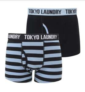 Two packs of briefs Tokyo laundry from £6.99 (£2.99 del) @ Tokyo Laundry with BRIEF30