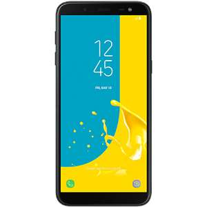 Samsung Galaxy J6 : £179  O2 Pay As You Go @ O2 Store - Will be price matched by John Lewis