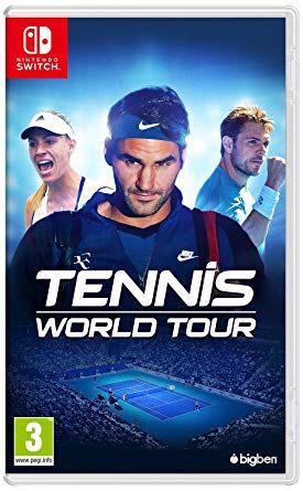 World tennis tour Nintendo Switch £19.99  Smyths Toys (free c&c)