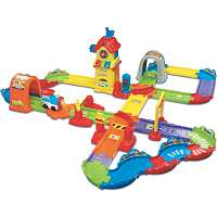 Vtech Toot-Toot Drivers Chug and Go Railway Train Set was £30 now £20.97 C+C ' Asda George