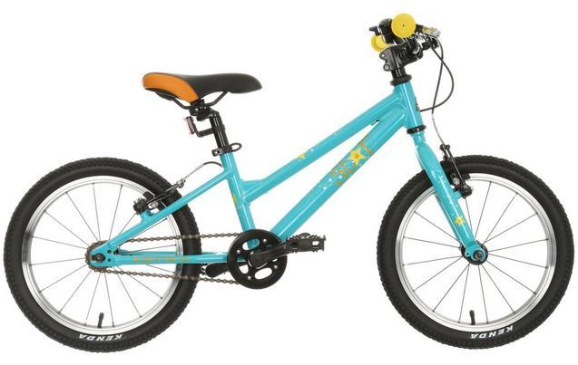 "Carrera Star Kids Bike - 16"" Wheel (also 14"") was £160 now £105 C+C / Delivered @ Hallfords"
