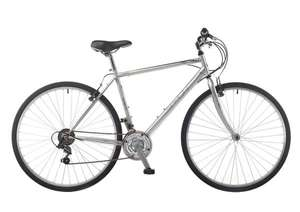 Saxon Trail 18sp Hybrid Bike (B Grade) - £84.95 Parkers of Bolton