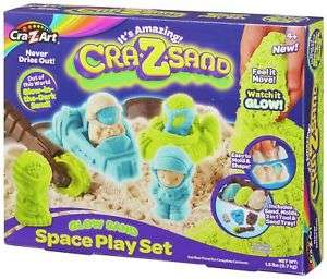 Cra-Z-Sand Glow-in-the-Dark Sand Playset now £7.99 Del @ Argos eBay