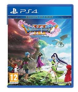 "Dragon Quest XI: Echoes Of An Elusive Age (PS4) (NEW) - £33.25 using Ebay voucher code ""PERKS"" (10% OFF) @ thegamecollectionoutlet"