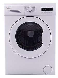 Sharp ES-FA6123W2 A++ 6KG 1200RPM White Freestanding Washing Machine £125.95 w/code @ key_sales_hfx ebay