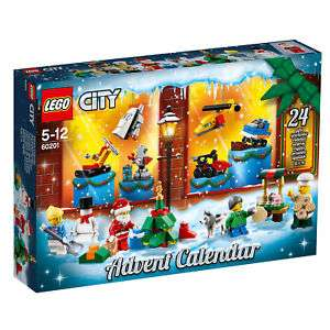 60201 LEGO CITY 2018 Advent Calendar £18.89 Del w/code or 3 for £52.16 Del @ whybee-online / eBay