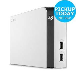 Seagate 8tb Game Drive Hub for Xbox With Dual USB Port £148.49 click and collect or £152.44 delivered with code. Code expires 20.00 today. @ Argos ebay