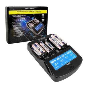 Intelligent Battery Charger - £14.79 @ 7Day Shop