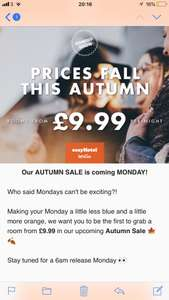 easyHotel Deals & Sales for September 2019 - hotukdeals