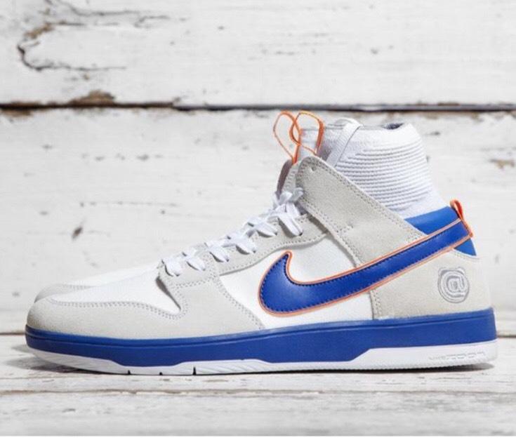 Nike SB x Medicom Dunk High Elite QS was (£130) £35 @ Footpatrol