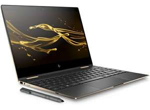 HP Spectre x360 13-ae005na 4K UHD Convertible Laptop with 3 Year Care Pack £1349.10 w/code @ HP Store