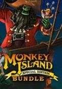 Monkey Island : Special Edition Bundle PC STEAM key Inc The Secret of Monkey Island: Special Edition + Monkey Island™ 2 Special Edition: LeChuck's Revenge™ @ Gamersgate - £2.75