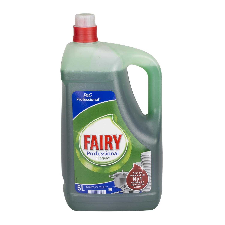 5 litre Fairy £6.99 instore @ The Range