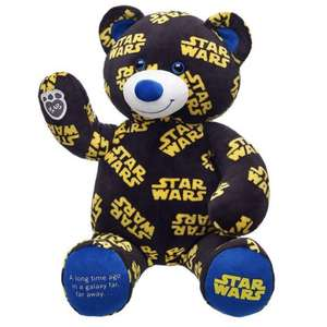 Star Wars Bear @ Build-a-Bear (ONLINE only) - £10.73 + £3.99 Delivery