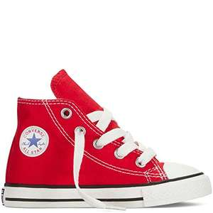 5bcd9655254 Converse Chuck Taylor All Star Hi Unisex Kids Trainers SIZE 12 Child £21    Amazon