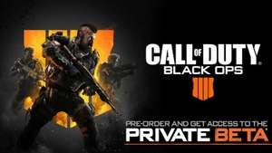COD: Black Ops 4 Beta Codes Free Sony Xperia Lounge App.