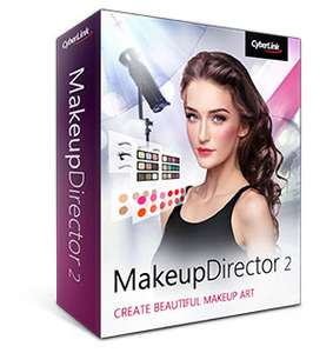 CyberLink MakeupDirector 2 Deluxe worth £39.99 for free