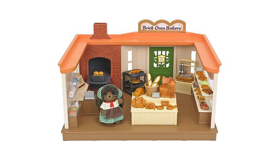Sylvanian Families Oven Bakery @asda - £25 (free C&C)