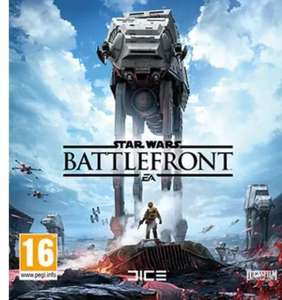 Back in stock - PS4 STAR WARS BATTLEFRONT  £1.99  + free P&P preowned @ GAME then get  Star Wars™ Battlefront™ Rogue One™: VR Mission free at PS store