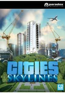 Cities: Skylines PC/Mac £4.74 with Facebook Code @CDKeys