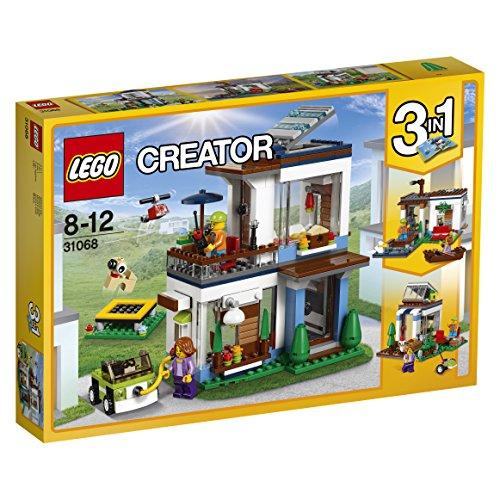 """LEGO Creator 31068 """"Modular Modern Home"""" £18.75 @ Amazon (Prime / £21.74 non Prime)"""