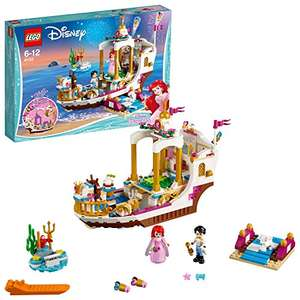 Lego 41153 little mermaid Ariels Royal celebration boat £26.54 @ amazon