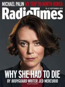 Radio Times 10 issues for £1 - only works for North West, Yorkshire, North East edition - buysubscriptions