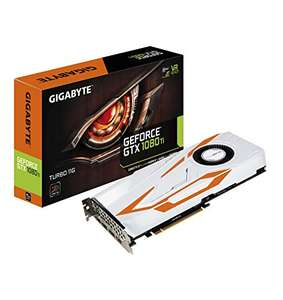 Gigabyte GV-N108TTURBO-11GD AORUS GeForce GTX 1080 Ti £594.94 @ Dispatched from and sold by Amazon