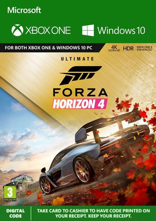 Forza Horizon 4 Ultimate Xbox One / PC (using Facebook code) £69.34
