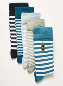 Socks for £4.50 free C&C (CHECK the description for other designs) using the code @Topman
