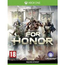 FOR HONOR XBOX ONE £7.99 Go2Games
