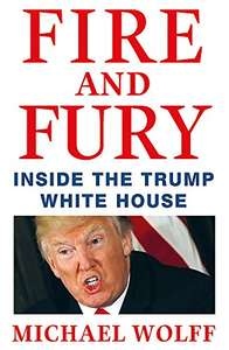 Fire and Fury. Inside the Trump White House (Hardback) £5 Prime / £7.99 Non Prime @ Amazon
