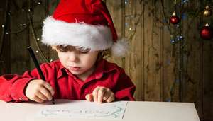 Free Santa Letter or Email For Blind And Partially Sighted Children @ RNIB