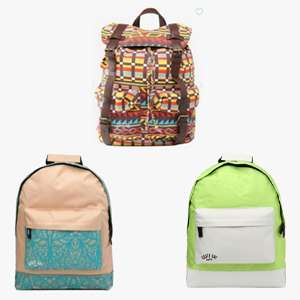 Route One Backpacks £7.98 each Delivered @ Route One