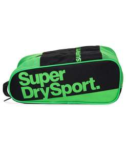Superdry boot bag - £7.50 mere mortals £6 (Unidays 20%) @ Superdry.com