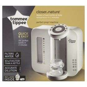Tommee Tippee Closer to Nature Perfect Prep Machine £60 @ Asda
