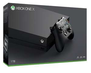 Xbox One X Console £399.85 Simply Games