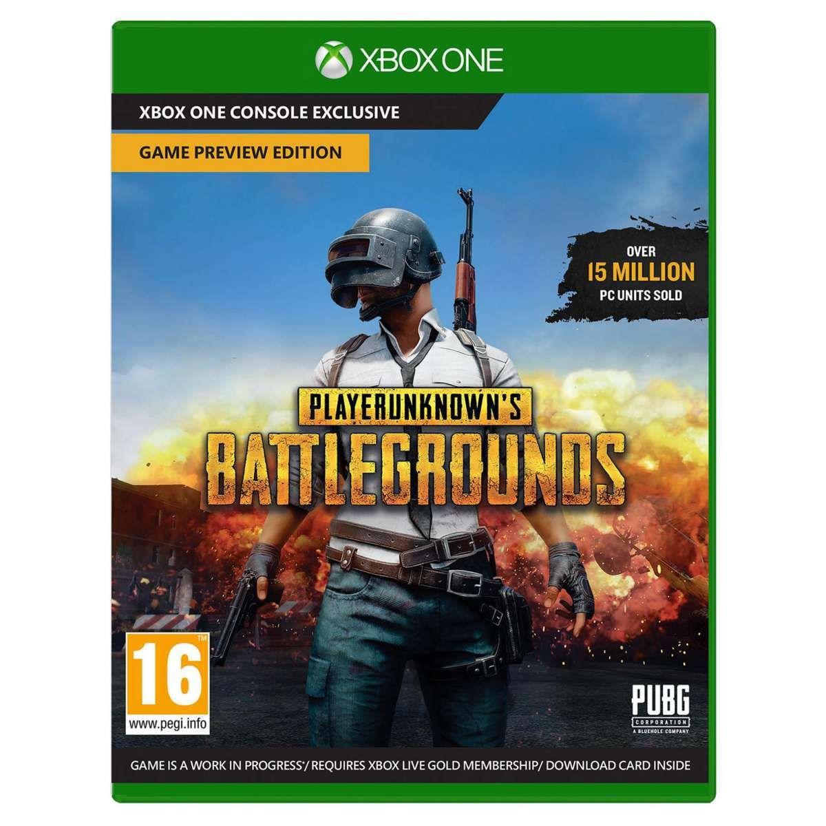 PLAYERUNKNOWN'S Battlegrounds (Pubg) Xbox One £9.99 / £12.98 Delivered @ Hughes