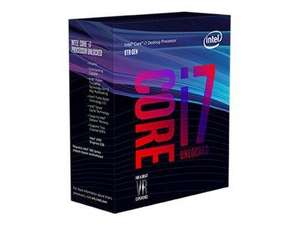 Intel Core i7-8700K 8th Gen S1151 3.70GHz 12MB Cache Coffee Lake £346.04 / £349.53 delivered @ BT