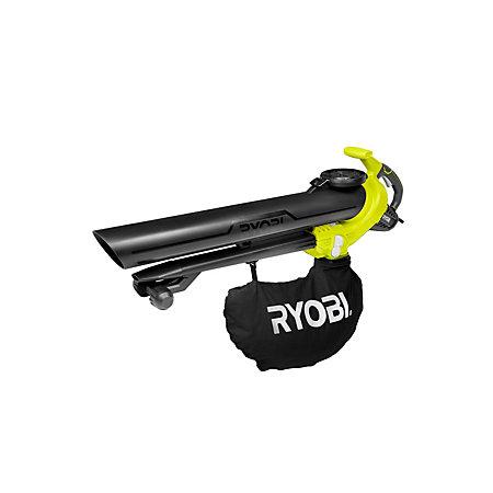 Ryobi Electric Garden Blower & Vacuum Now £55  with Free C&C @ B&Q