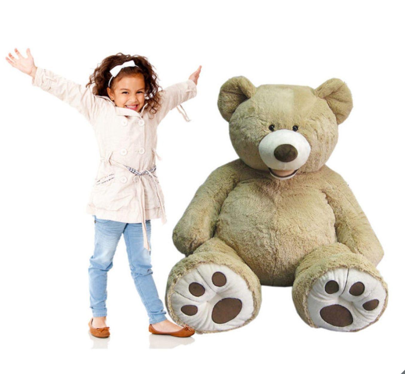 Hugfun 53in Teddy bear £27.58 Costco - Wembley