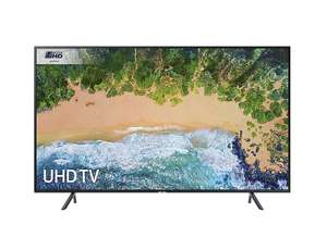 "New 2018 65"" NU7100 UHD HDR Smart 4K TV £909 @ Samsung"