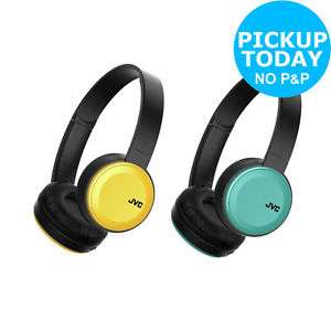 JVC HA-S30bt Bluetooth headphones 15.99 (Free click+collect or £3.49 delivery) @argosebay