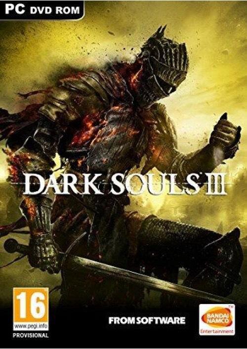 Dark Souls 3 for PC/Steam £7.99 at CDKeys